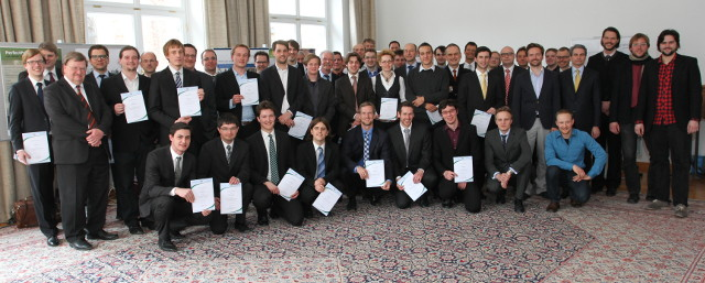 FLÜGGE Stipendiaten